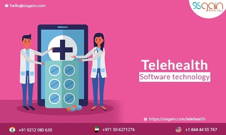 Best Telehealth Software Services in USA | SISGAIN